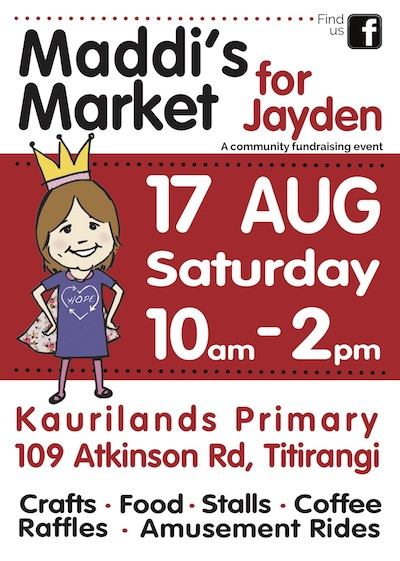 Maddi's Market | Community support | Buzz Marketing