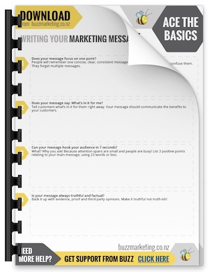 Download worksheet for lead generation