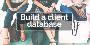Build a Database for Communication - Buzz Marketing